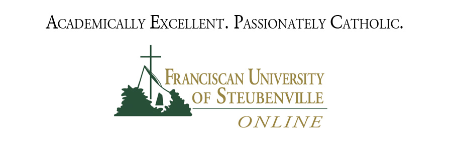 Image result for franciscan university of steubenville online